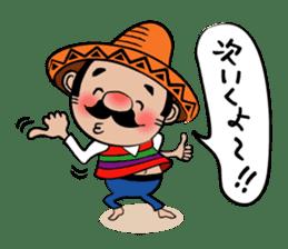el borracho people sticker #5458793