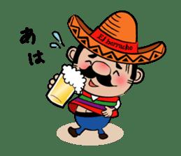 el borracho people sticker #5458805