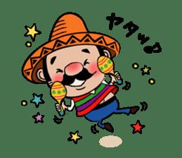el borracho people sticker #5458806