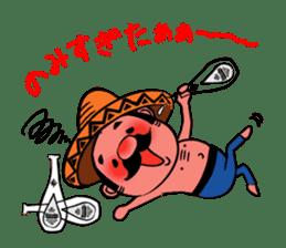 el borracho people sticker #5458810