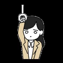 Working adults sticker #5469996