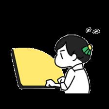 Working adults sticker #5470010