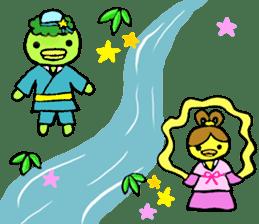 Kappa Drowning4 sticker #5472776