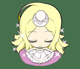 Official Sticker of okama's Alice Series sticker #5475902