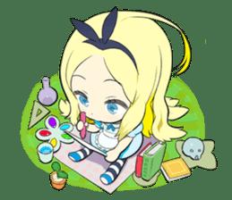 Official Sticker of okama's Alice Series sticker #5475907