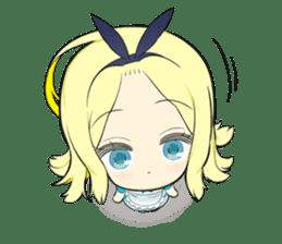 Official Sticker of okama's Alice Series sticker #5475908