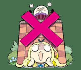 Official Sticker of okama's Alice Series sticker #5475910