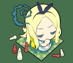 Official Sticker of okama's Alice Series sticker #5475911