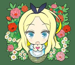 Official Sticker of okama's Alice Series sticker #5475914