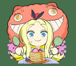 Official Sticker of okama's Alice Series sticker #5475918