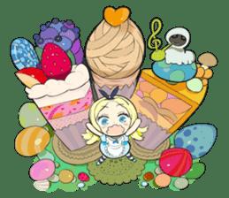 Official Sticker of okama's Alice Series sticker #5475919