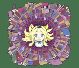 Official Sticker of okama's Alice Series sticker #5475923