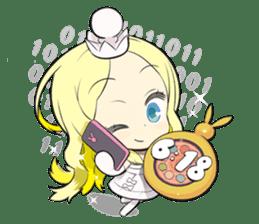 Official Sticker of okama's Alice Series sticker #5475924