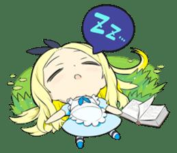 Official Sticker of okama's Alice Series sticker #5475928