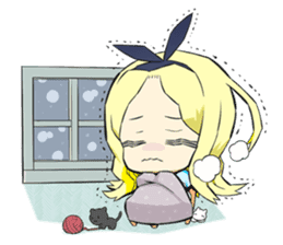 Official Sticker of okama's Alice Series sticker #5475929
