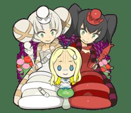 Official Sticker of okama's Alice Series sticker #5475933
