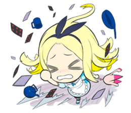 Official Sticker of okama's Alice Series sticker #5475937