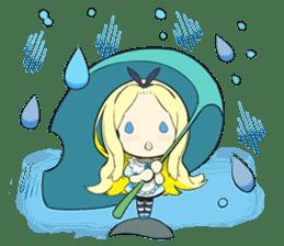 Official Sticker of okama's Alice Series sticker #5475938
