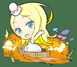 Official Sticker of okama's Alice Series sticker #5475939