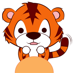 Rimau the Tiger