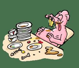 Bapet The Pig sticker #5493323