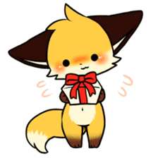 SANUKI FOX sticker #5500590