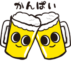 beverages everyday life sticker #5501381