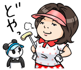 Golf OL SUNSUN sticker #5508495