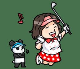 Golf OL SUNSUN sticker #5508496