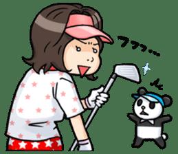 Golf OL SUNSUN sticker #5508500