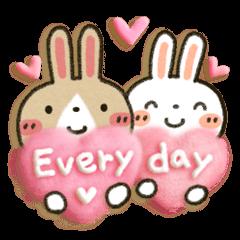 Soft rabbit!3
