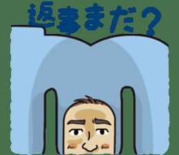I'm a dentist to sing! sticker #5516770