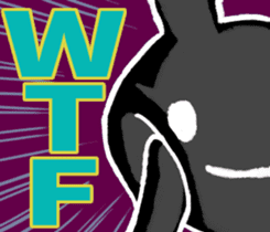 Two Two the Rabbit sticker #5524227