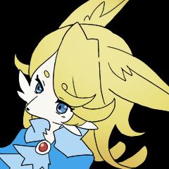Pretty Fox Girl