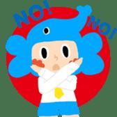 MOLO&FRIENDS! sticker #5528522