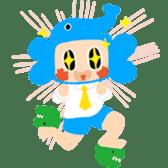 MOLO&FRIENDS! sticker #5528526