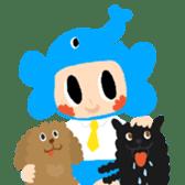 MOLO&FRIENDS! sticker #5528532