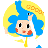 MOLO&FRIENDS! sticker #5528539