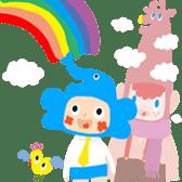 MOLO&FRIENDS! sticker #5528555