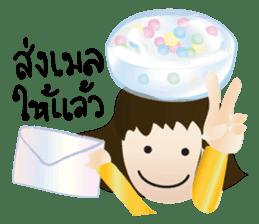 Ka-Nhom-Thai Sweet Dudes sticker #5537407
