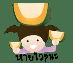 Ka-Nhom-Thai Sweet Dudes sticker #5537412