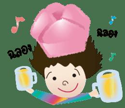 Ka-Nhom-Thai Sweet Dudes sticker #5537417
