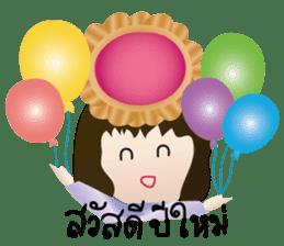 Ka-Nhom-Thai Sweet Dudes sticker #5537418