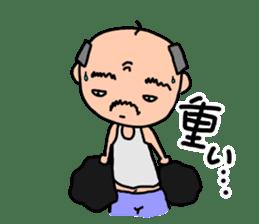 Giji and Baba sticker #5549710