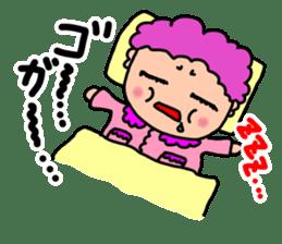 Giji and Baba sticker #5549733