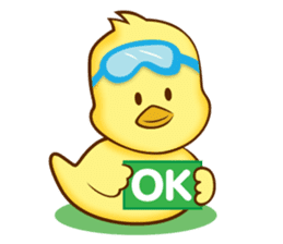 Aqueduck Stickers sticker #5551112