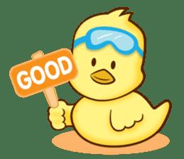Aqueduck Stickers sticker #5551135