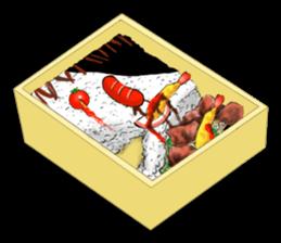 Gedo Samurai sticker #5554220