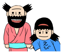 Gedo Samurai sticker #5554223