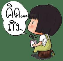 Nong Kawhom (THAI) sticker #5556988